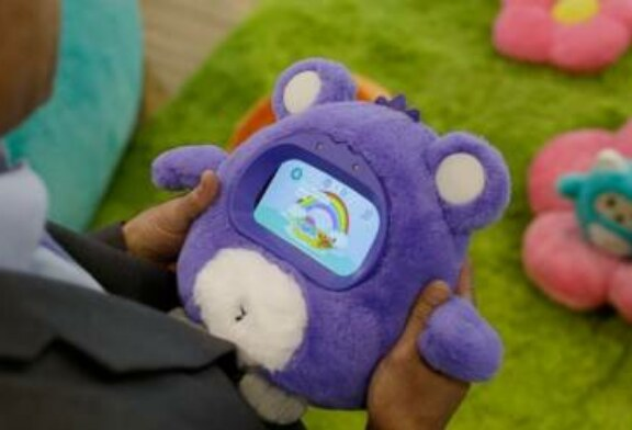 """CES 2019: """"Family tech"""" gadgets appeal to parental anxiety"""