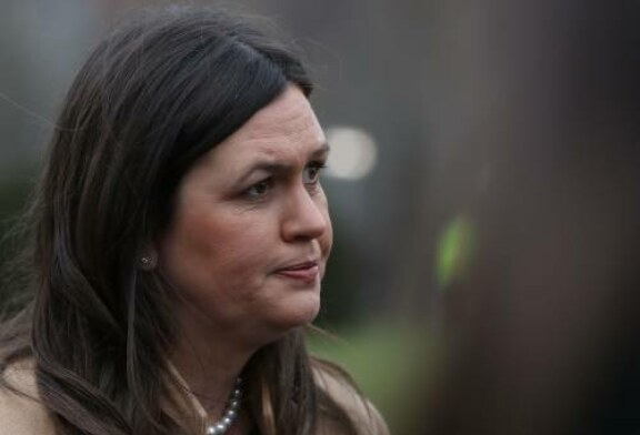 Sarah Sanders's strangely unconservative argument for the wall