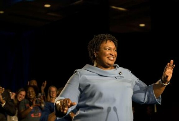 Stacey Abrams's new essay on identity politics reveals why she's a rising star