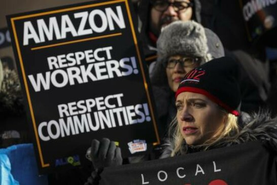 Amazon might not open a new office in New York City after all