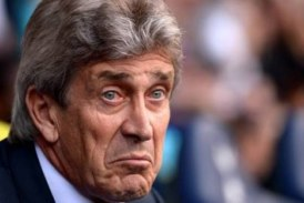 Pellegrini hits out at Liverpool boss: 'Klopp is used to winning with offside goals'