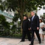 Trump leaves door open for third North Korea summit