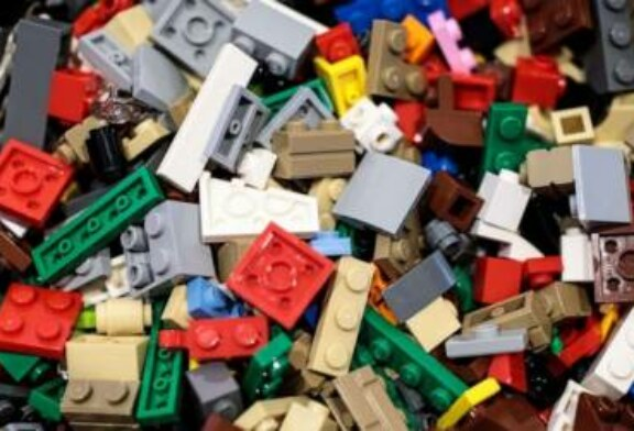 Lego bricks for visually impaired, blind kids aim to make learning braille fun