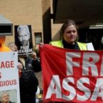Assange refuses extradition to US; long legal fight expected