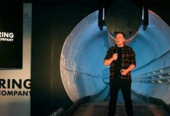 Vegas tourism board backs $49M Elon Musk transit system
