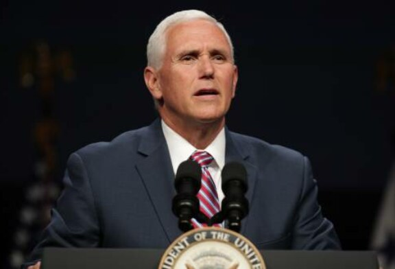 Pence tells graduating Christians to be ready for attacks on their faith