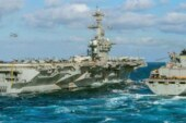 Aircraft carrier to Middle East after indications Iran planned attack on US forces