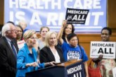 The 2 big disagreements between the 2020 Democratic candidates on Medicare-for-all
