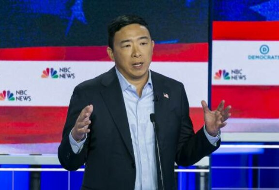 Why 2020 presidential candidate Andrew Yang doesn't want to break up Google