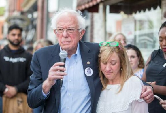 Bernie Sanders took Americans to Canada to prove a point