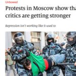 'Revolution' in Russia? How The Economist Messed Up Fact-Checking in Article on Moscow Rallies