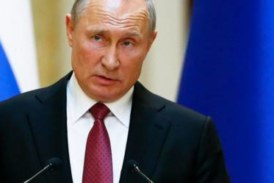 Putin says mysterious explosion posed no radiation threat