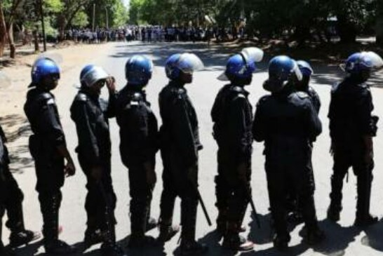 Zimbabwe doctors march as abducted leader is still missing