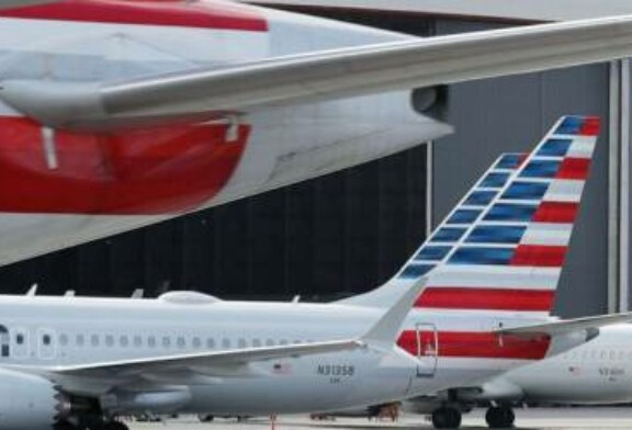 American Airlines expects to resume flying beleaguered Boeing 737 MAX jet in January