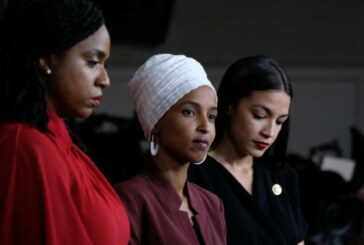 AOC and Ilhan Omar call for Stephen Miller's resignation over his promotion of white supremacist articles