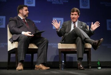 "Tucker Carlson on why conservatives should crack down on ""vulture capitalism"""