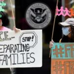The choice for immigrant families in detention: Separate or risk Covid-19