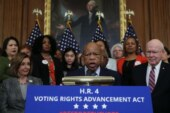 Rep. John Lewis's voting rights legacy is in danger