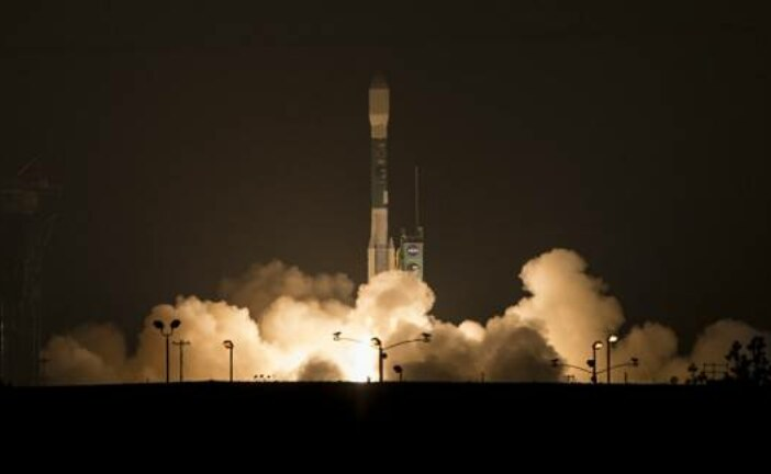 Delta II US Carrier Rocket With New Generation Satellite Lifts Off (VIDEO)